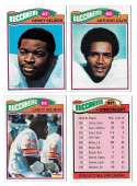 1977 Topps Football (C) Team Set - TAMPA BAY BUCCANEERS�