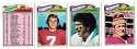 1977 Topps Football (C) Team Set - WASHINGTON REDSKINS Read