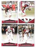 2011 Panini Gridiron Gear (1-250) Football - ARIZONA CARDINALS