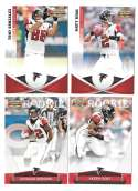 2011 Panini Gridiron Gear (1-250) Football - ATLANTA FALCONS