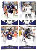 2011 Panini Gridiron Gear (1-250) Football - BALTIMORE RAVENS