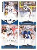 2011 Panini Gridiron Gear (1-250) Football - BUFFALO BILLS