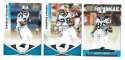 2011 Panini Gridiron Gear (1-250) Football - CAROLINA PANTHERS