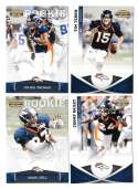 2011 Panini Gridiron Gear (1-250) Football - DENVER BRONCOS