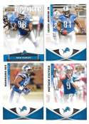 2011 Panini Gridiron Gear (1-250) Football - DETROIT LIONS