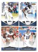 2011 Panini Gridiron Gear (1-250) Football - SEATTLE SEAHAWKS