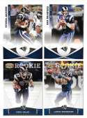 2011 Panini Gridiron Gear (1-250) Football - ST. LOUIS RAMS