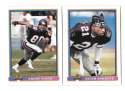 1991 Bowman Football Team Set - ATLANTA FALCONS