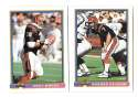 1991 Bowman Football Team Set - CINCINNATI BENGALS