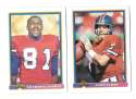 1991 Bowman Football Team Set - DENVER BRONCOS