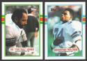 1989 Topps Football Near Team Set - DALLAS COWBOYS Missing Irvin