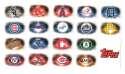 2016 Topps Stickers Logos