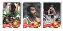 1979-80 Topps Basketball Team Set - Boston Celtics