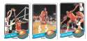 1979-80 Topps Basketball Team Set - Cleveland Cavaliers