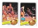 1979-80 Topps Basketball Team Set - Phoenix Suns