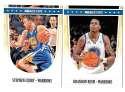 2011-12 Hoops Basketball Team Set - Golden State Warriors