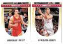 2011-12 Hoops Basketball Team Set - Houston Rockets