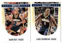 2011-12 Hoops Basketball Team Set - Indiana Pacers