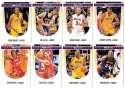 2011-12 Hoops Basketball Team Set - Los Angeles Lakers