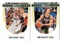 2011-12 Hoops Basketball Team Set - Milwaukee Bucks