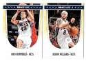 2011-12 Hoops Basketball Team Set - New Jersey Nets