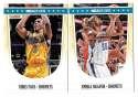 2011-12 Hoops Basketball Team Set - New Orleans Hornets