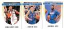 2011-12 Hoops Basketball Team Set - New York Knicks
