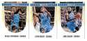 2011-12 Hoops Basketball Team Set - Oklahoma City Thunder