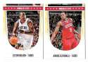 2011-12 Hoops Basketball Team Set - Philadelphia 76ers