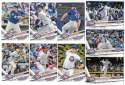 2017 Topps Opening Day - CHICAGO CUBS Team Set