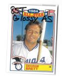1985 Topps Glossy All-Stars - KANSAS CITY ROYALS Team Set