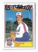1985 Topps Glossy All-Stars - MONTREAL EXPOS Team Set