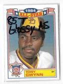 1985 Topps Glossy All-Stars - SAN DIEGO PADRES Team Set