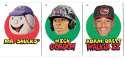2016 Topps Heritage Minors '67 Topps Stickers - MINNESOTA TWINS