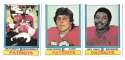 1974 Topps Football Team Set VG+ NEW ENGLAND PATRIOTS