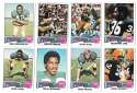1975 Topps Football Team Set (VG Condition) - GREEN BAY PACKERS