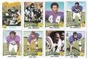 1975 Topps Football Team Set (VG Condition) - MINNESOTA VIKINGS