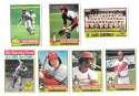 1976 Topps C EX Condition - ST LOUIS CARDINALS Team Set