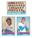 1976 Topps C EX Condition - CHICAGO CUBS Team Set