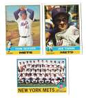 1976 Topps C EX Condition - NEW YORK METS Team Set