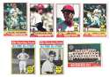 1976 Topps C EX Condition - BOSTON RED SOX Team Set