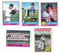 1976 Topps C EX Condition - MINNESOTA TWINS Team Set