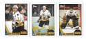 1987-88 Topps Hockey Team Set - Boston Bruins
