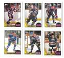 1987-88 Topps Hockey Team Set - Edmonton Oilers