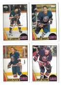 1987-88 Topps Hockey Team Set - New York Islanders