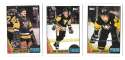 1987-88 Topps Hockey Team Set - Pittsburgh Penguins