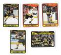 1990-91 Topps Hockey Team Set - Boston Bruins