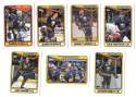 1990-91 Topps Hockey Team Set - Buffalo Sabres