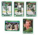 1990-91 Topps Hockey Team Set - Hartford Whalers