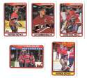 1990-91 Topps Hockey Team Set - Montreal Canadiens